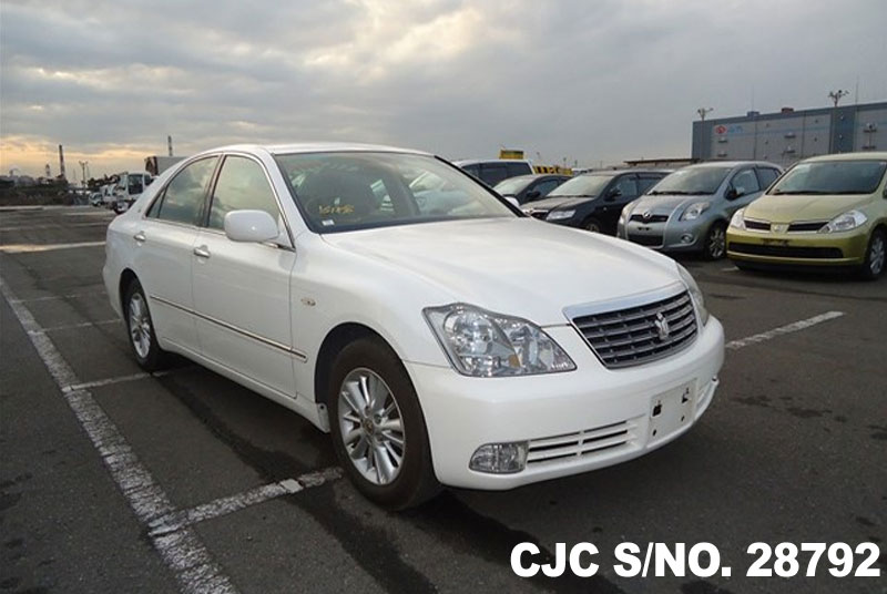 Toyota / Crown 2007 2.5 Petrol