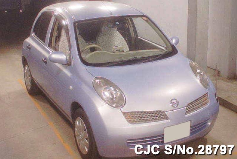 Nissan / March 2005 1.2 Petrol