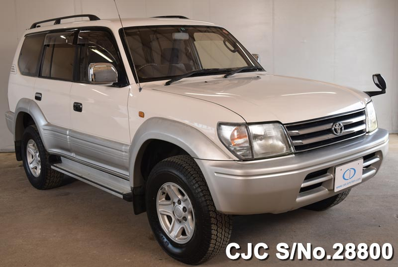 Toyota / Land Cruiser Prado 1998 2.7 Petrol