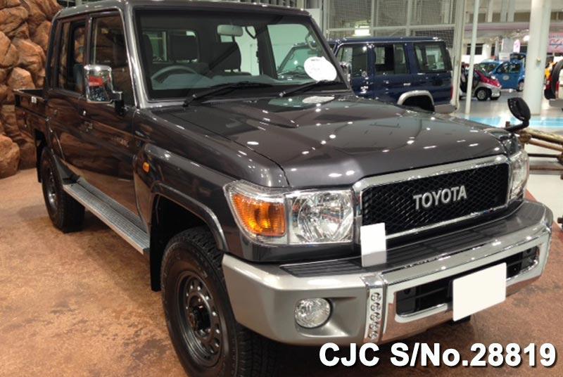 Toyota / Land Cruiser 2014 4.0 Petrol