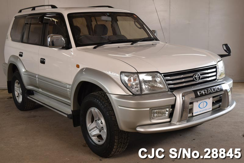 Toyota / Land Cruiser Prado 2000 2.7 Petrol