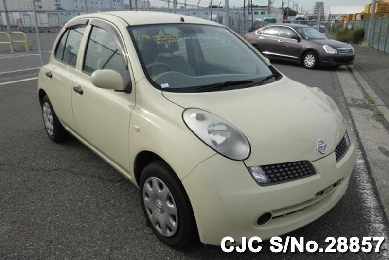 Nissan / March 2006 1.2 Petrol