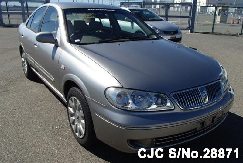Nissan / Bluebird Sylphy 2003 1.8 Petrol