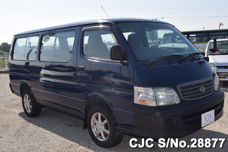 Toyota / Hiace 1999 2.5 Petrol