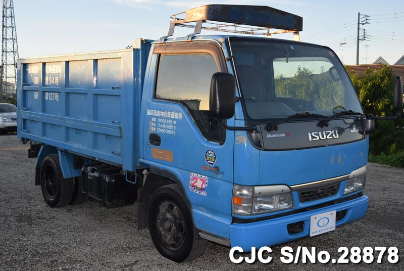 Isuzu / Elf 2003 4.8 Diesel