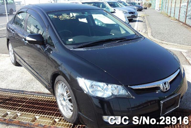 Honda / Civic 2008 1.8 Petrol