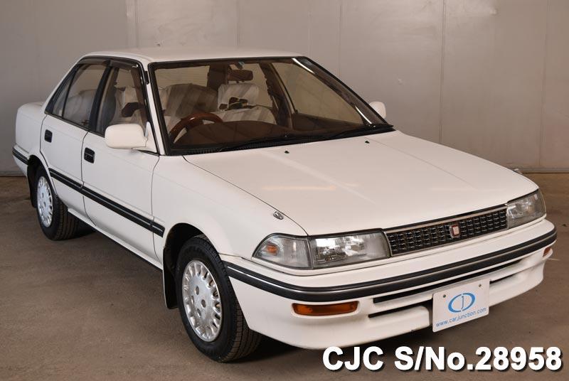 Toyota / Corolla 1990 1.5 Petrol