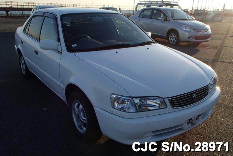 Toyota / Corolla 2000 1.5 Petrol