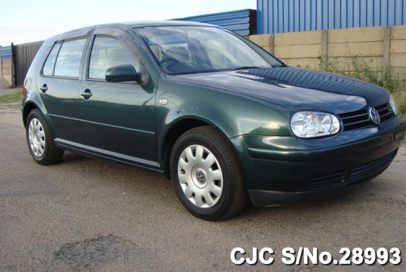 Volkswagen / Golf 2001 2.0 Petrol