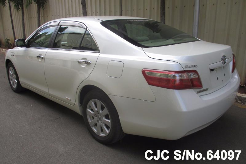 2007 model Toyota Camry for Diplomats