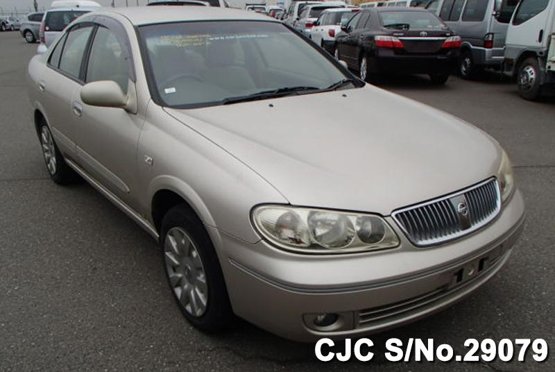 Nissan / Bluebird Sylphy 2004 1.8 Petrol