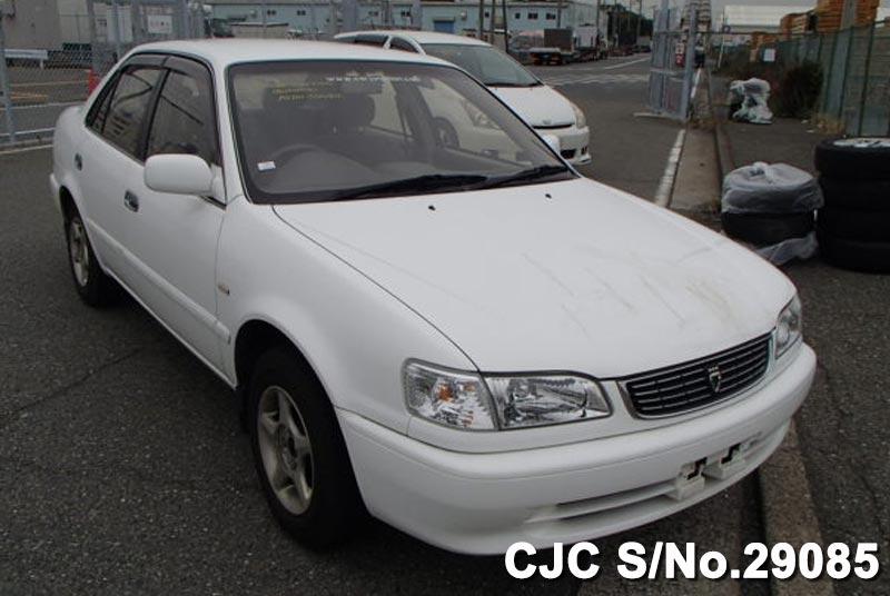 Toyota / Corolla 1999 1.5 Petrol