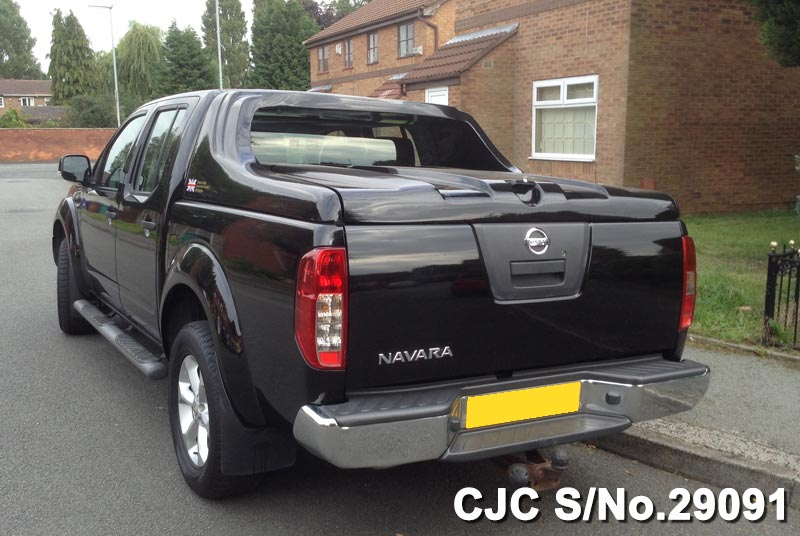 2009 model Nissan Navara for Tanzania