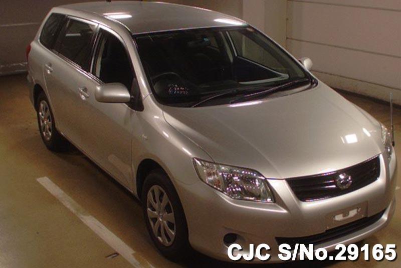 Toyota / Corolla Fielder 2009 1.5 Petrol