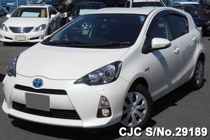 Toyota Aqua - Toyota hybrid cars