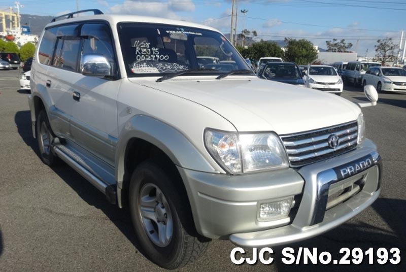 Toyota / Land Cruiser Prado 1999 2.7 Petrol