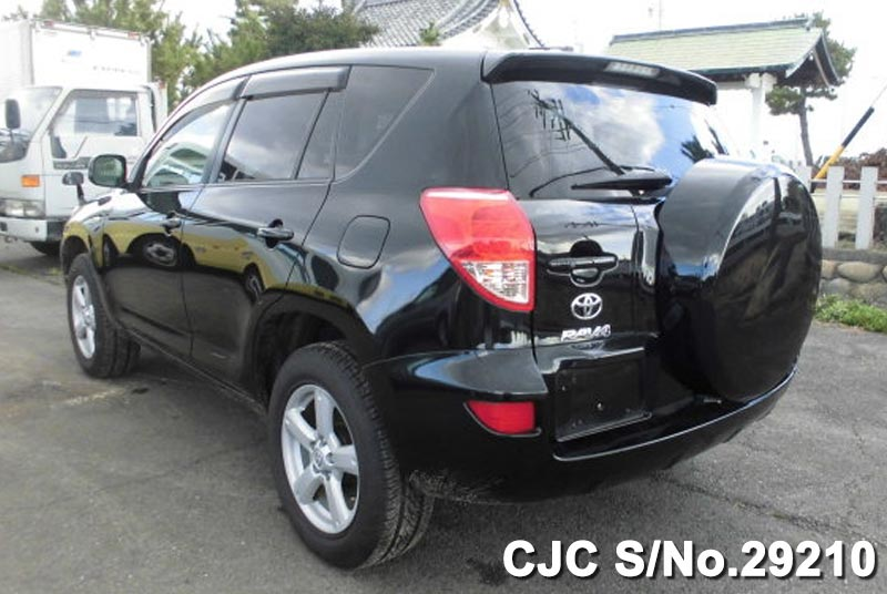 2007 model Toyota Rav4 for Tanzania