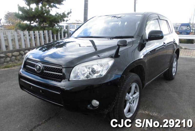 Black Toyota Rav4 for Sale