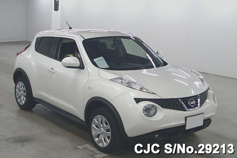 Nissan / Juke 2013 1.5 Petrol