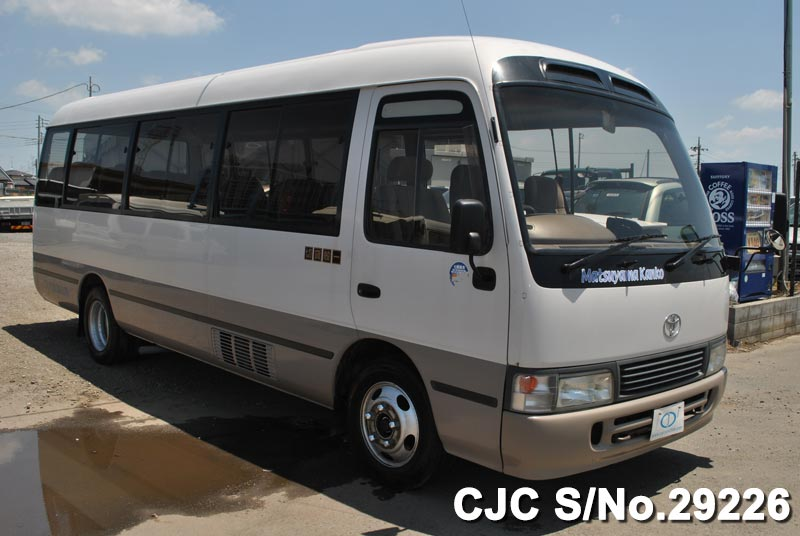 Toyota / Coaster 1998 4.2 Diesel