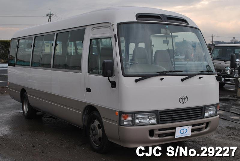 Toyota / Coaster 1999 4.2 Diesel