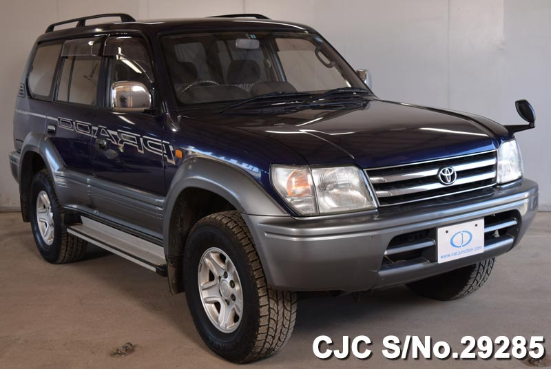 Toyota / Land Cruiser Prado 1996 3.0 Diesel
