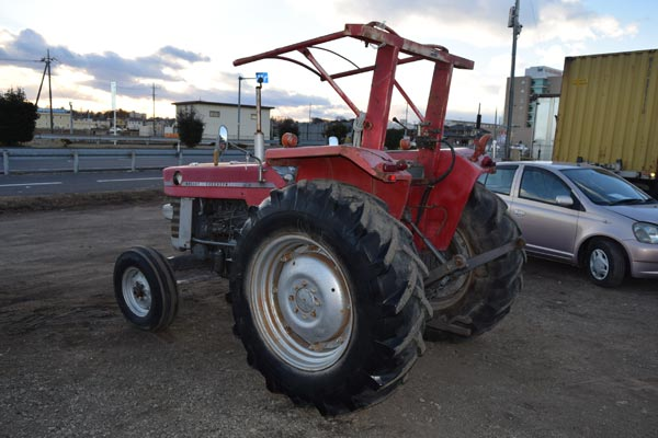 Massey Ferguson / MF-165 Stock No. 62210