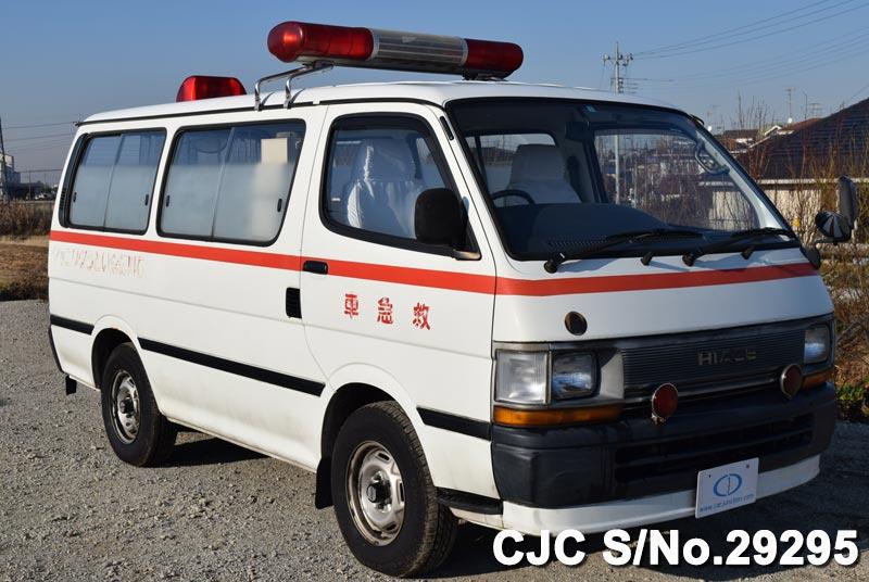 Toyota / Hiace 1991 2.0 Petrol