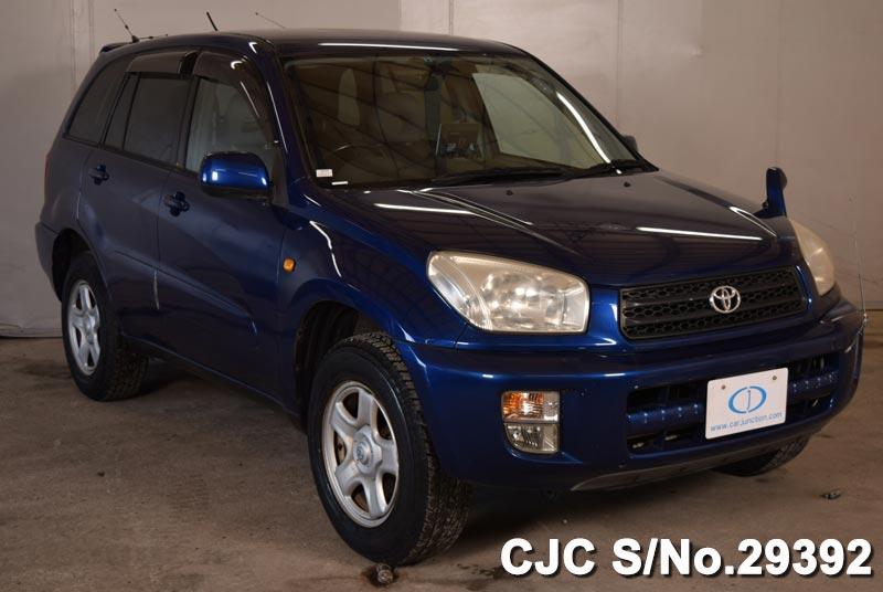 Toyota / Rav4 2000 1.8 Petrol