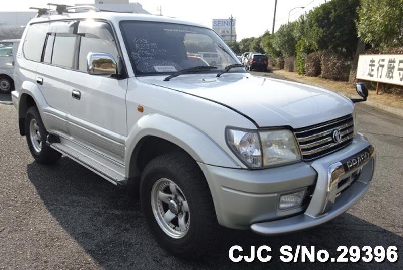 Toyota / Land Cruiser Prado 2001 2.7 Petrol