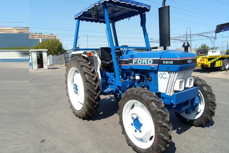 Used Ford 3910 Tractors For Sale Cjc 29401 Car