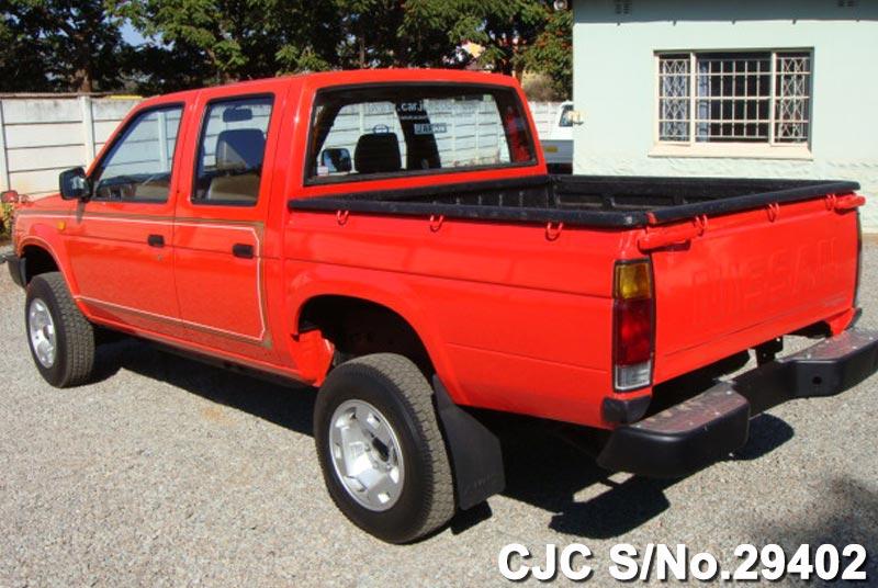 1992 nissan datsun truck for sale stock no 29402 japanese used cars exporter. Black Bedroom Furniture Sets. Home Design Ideas