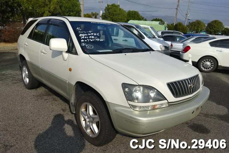 Toyota / Harrier 1998 2.2 Petrol