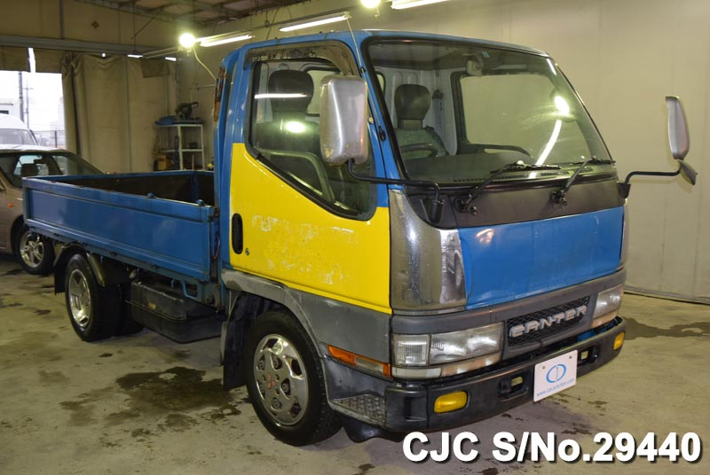 Mitsubishi / Canter 2000 4.2 Diesel