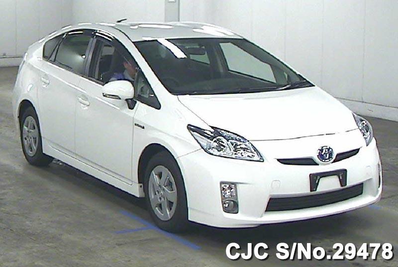 Toyota / Prius Hybrid 2011 1.8 Petrol