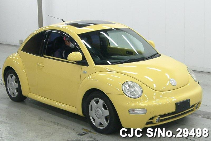 Volkswagen / Beetle 2003 2.0 Petrol