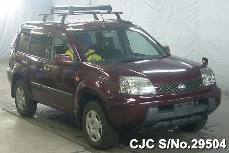 Nissan / X Trail 2002 2.0 Petrol