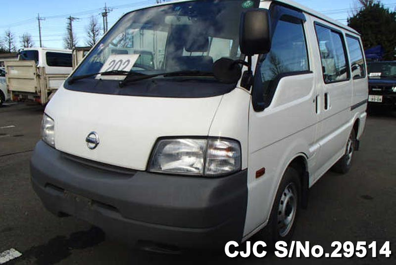 Nissan / Vanette 2009 1.8 Petrol