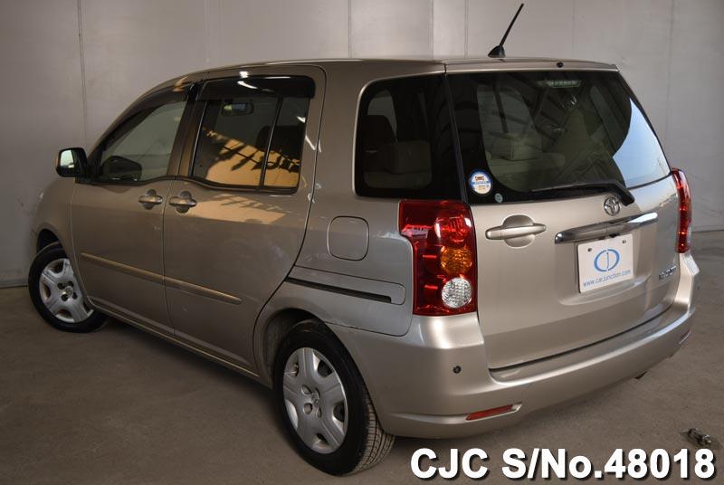 2003 Toyota / Raum Stock No. 48018