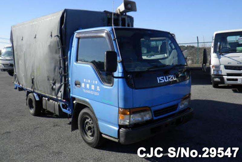 Isuzu / Elf 1998 3.0 Diesel