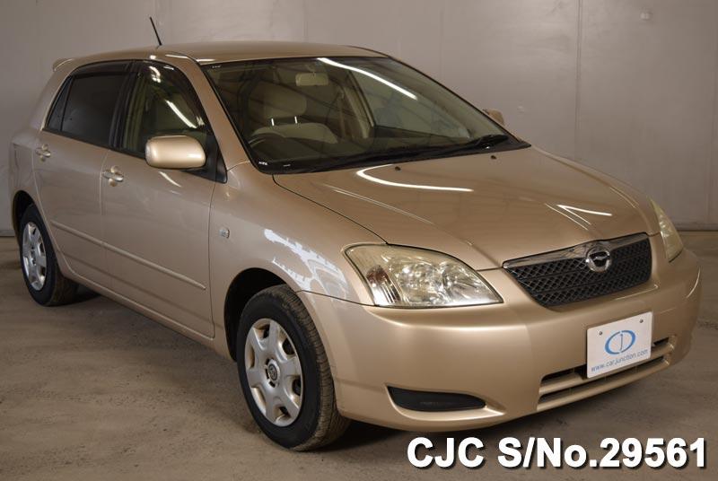 Toyota / Corolla Runx 2004 1.5 Petrol