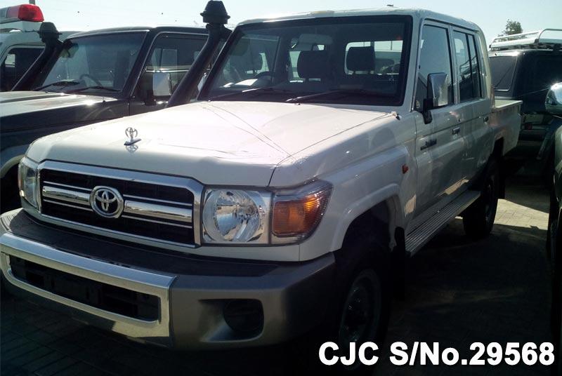 Toyota / Land Cruiser 2014 4.2 Diesel