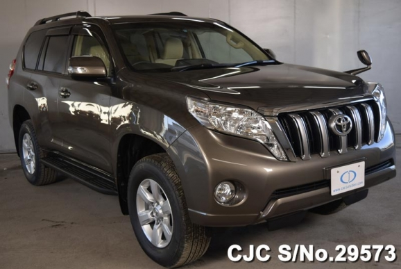 2015 Toyota / Land Cruiser Prado Stock No. 29573