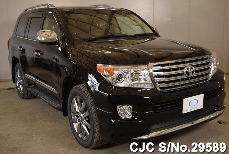 Toyota / Land Cruiser 2015 4.6 Petrol