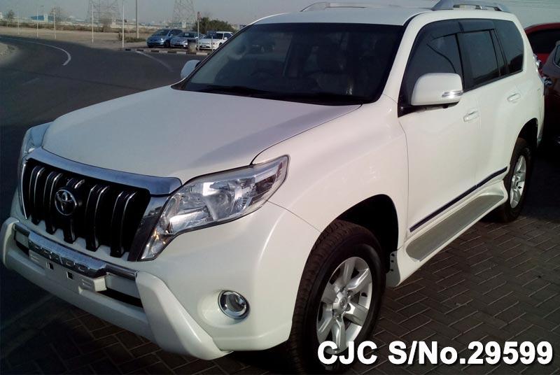 Toyota / Land Cruiser Prado 2014 3.0 Diesel
