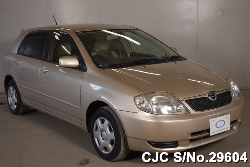 Toyota / Corolla Runx 2002 1.5 Petrol