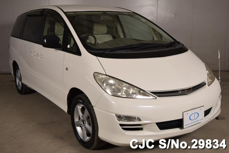 Toyota / Estima 2004 2.4 Petrol