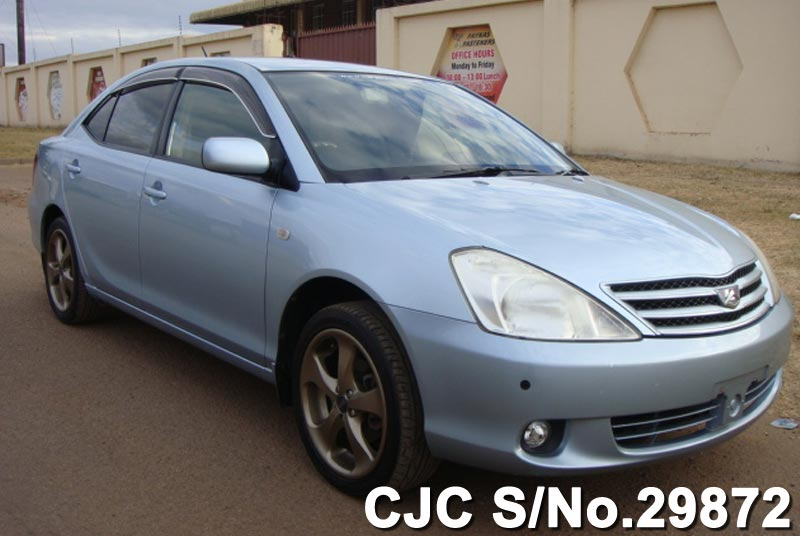 2004 toyota allion blue for sale stock no 29872 japanese used rh carjunction com Toyota Allion 2006 2002 Toyota Allion