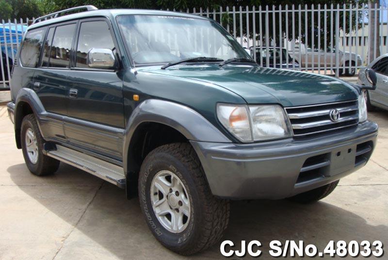 Toyota / Land Cruiser Prado 1997 3.0 Diesel
