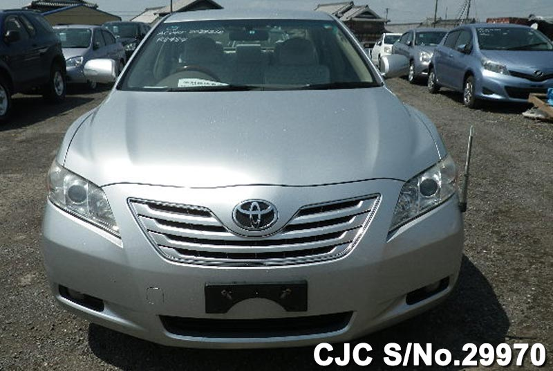 2006 toyota camry silver for sale stock no 29970. Black Bedroom Furniture Sets. Home Design Ideas